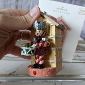 Hallmark Holiday - Hallmark sweet little soldier ornament Xmas holida
